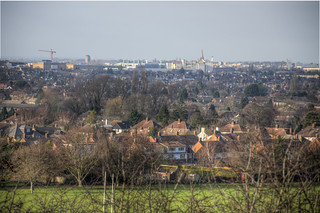 Cambridge From The Hill | by JH Images.co.uk