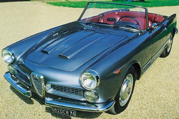 Alfa Romeo Spider 2000 Veloce Touring 1961 | Oleg Kondakov | Flickr