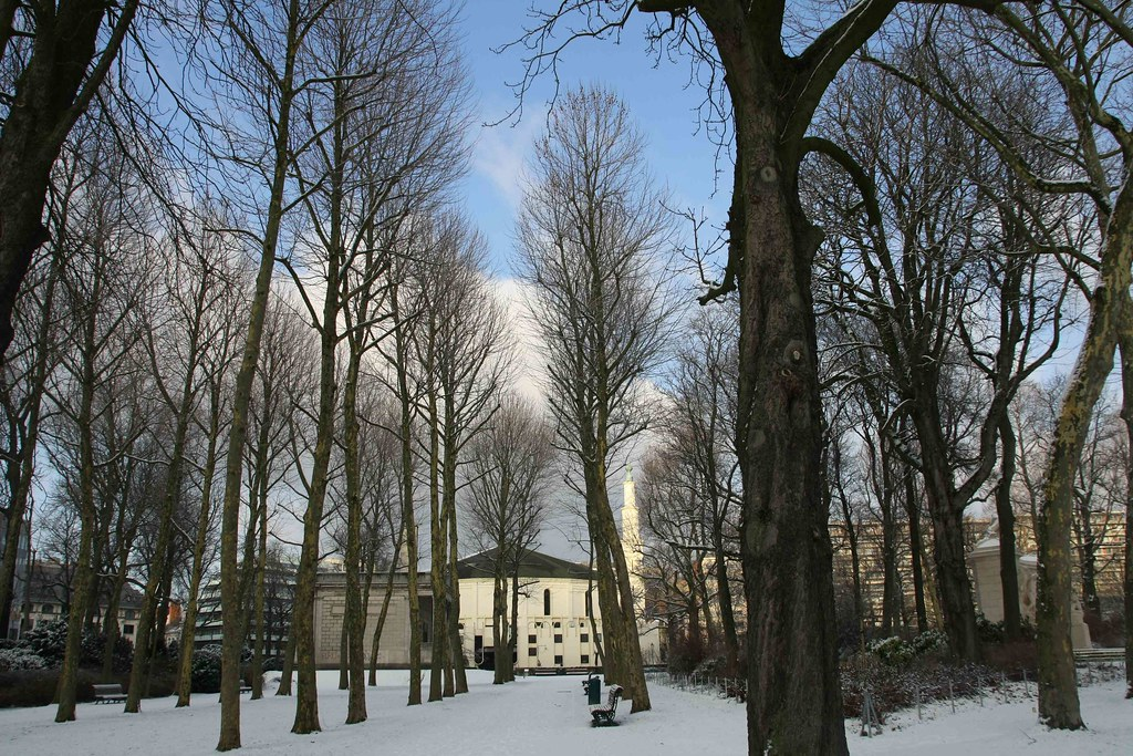 Belgique bruxelles cinquantenaire europe europa for Architecte 3d wikipedia