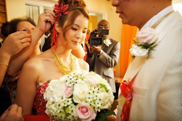 My bride (© www.blue-print.me.uk) | As soon as the groom ent… | Flickr