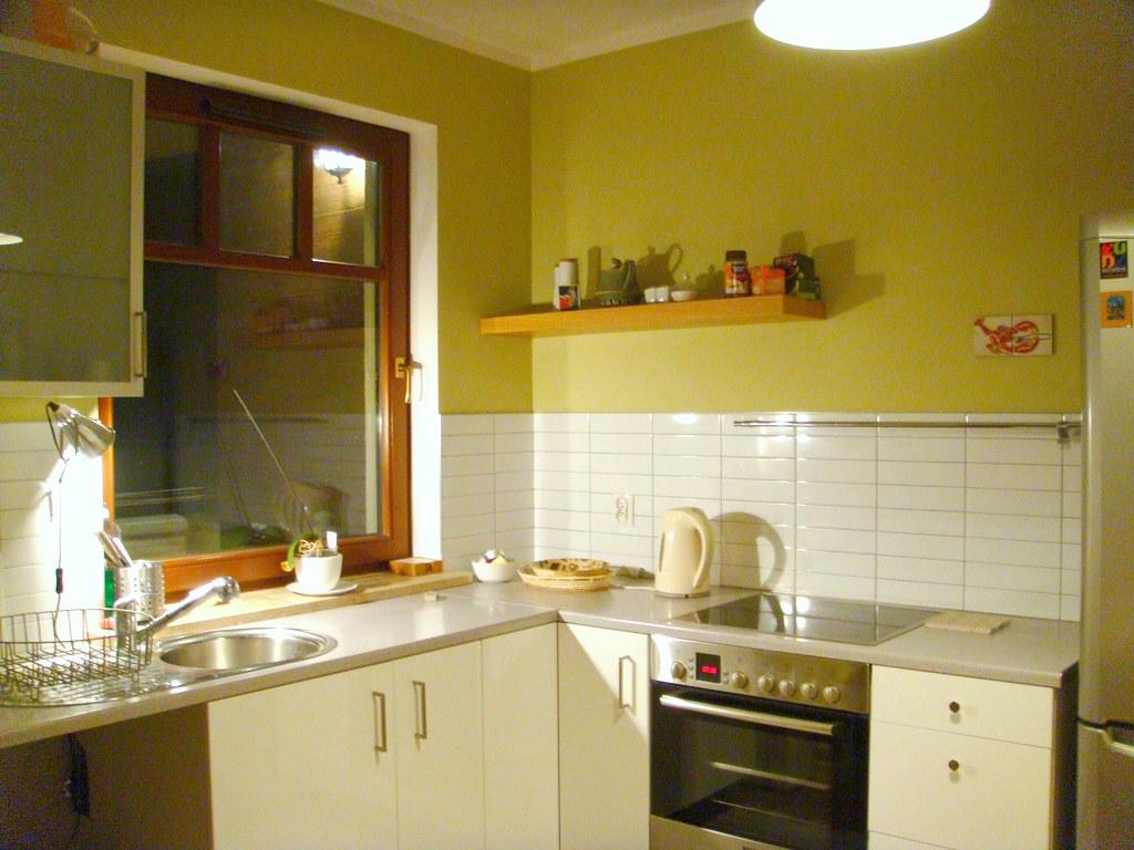 Oliwkowa kuchnia  boombiko  Flickr
