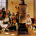 1946- Norman Rockwell Visits a Country School
