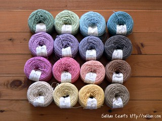 Colours for my blanket | by :Salihan