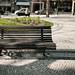 the narrow bench