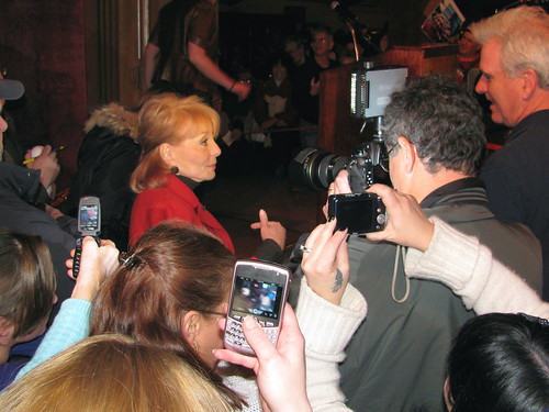 Barbara Walters | by Mark Sardella