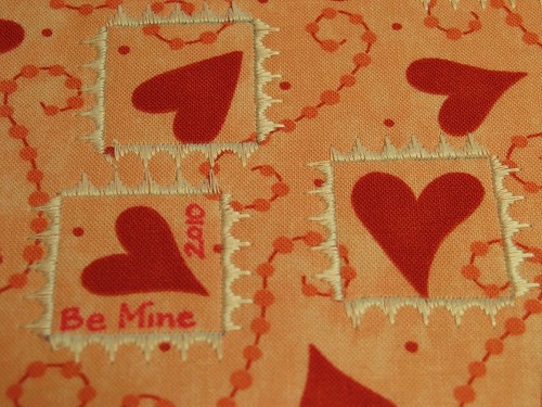 fabric stamp tute_9_17 | by Poppyprint