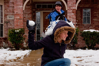 44.365 - Snowball Fight | by Randy Herbert