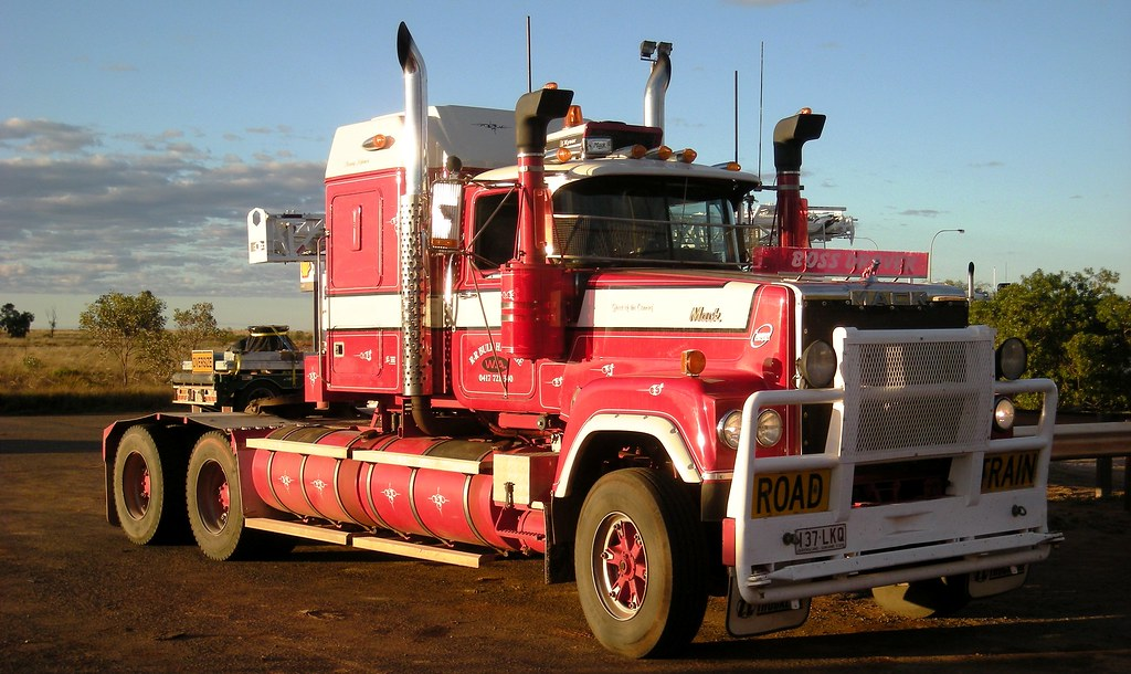 Drop Deck Trailer For Sale >> Mack Superliner | Gary Edgley | Flickr