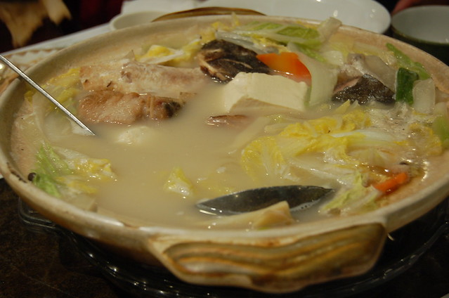 Beefnoodlesoup fish head soup flickr photo sharing for Fish head soup recipe