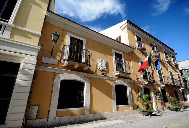Pescara - Casa natale Gabriele D'Annunzio