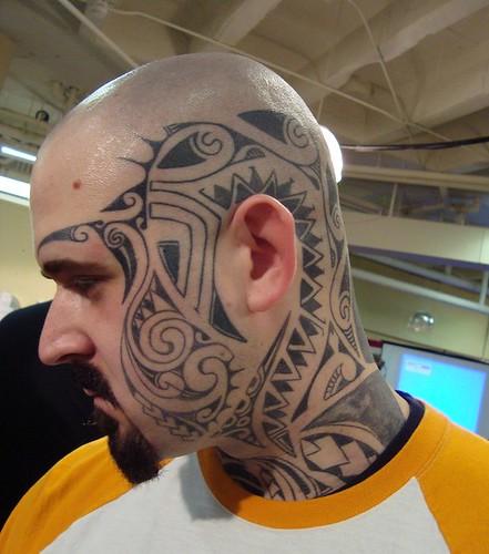 Tattoo On Evan By Mad Max Of Raging Tiger Kalamazoo Flickr