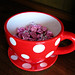 2-26 Polka Dot Tea Cup