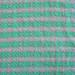 Green & Pink Lines Vintage Textile