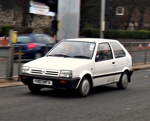 1991 Nissan Micra 1 0 Ls K10 It S Been Widely Written