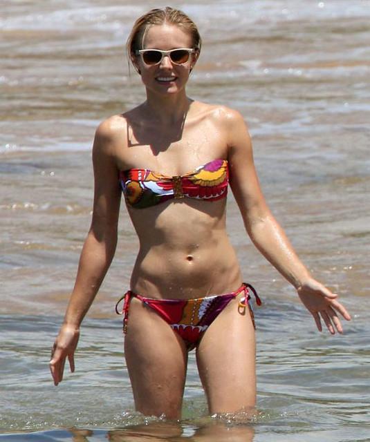 Kristen bell in bikini