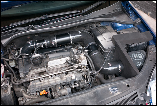 ITG intake | Fitted the ITG intake yesterday to my Golf! I ...