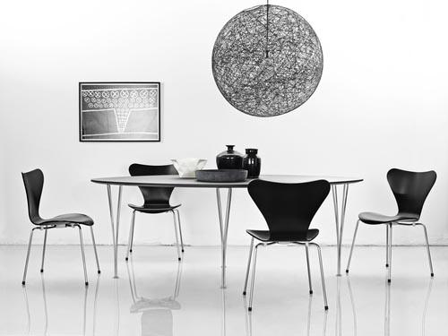 Merveilleux ... Fritz Hansen Series 7 Chair | By Avant Scène