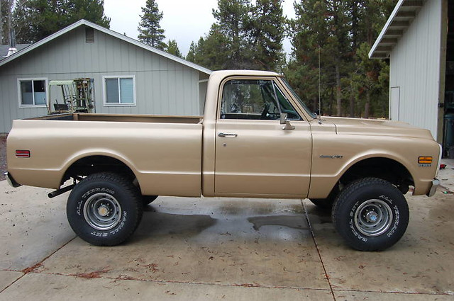 1971 Chevrolet C10 Truck Just A Nice Clean West Coast