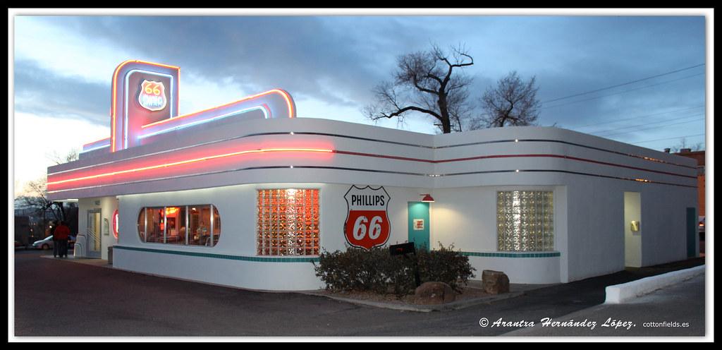 66 Diner Albuquerque New Mexico Arantxa Hern 225 Ndez