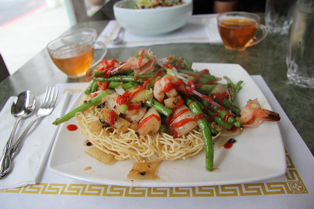 Vietnamese Cafe Near Transamerica Pyramid Sf