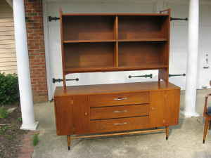 Lane Acclaim Buffet And Hutch I Bought This Dining Set
