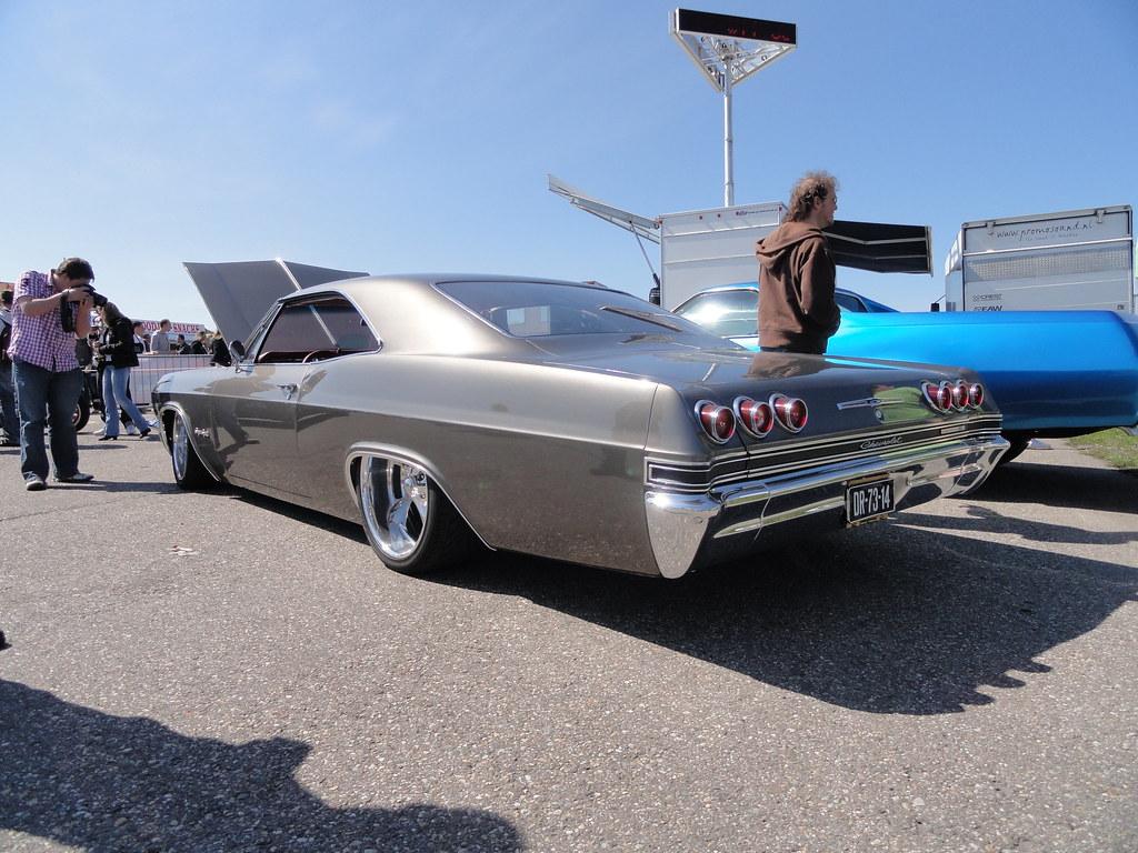 1965 Chevrolet Impala Super Sport lowrider | 18 April 2010 ...