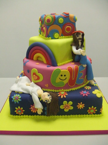 CAKE - 60's/70's Cake For Show