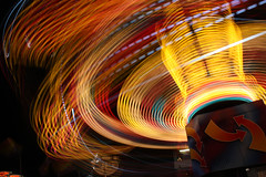 spinning ride | by Mark Chandler Photography