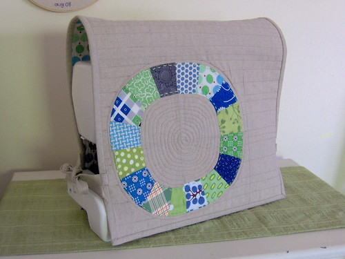 Sewing Machine Cover | by sparklygreenknickers