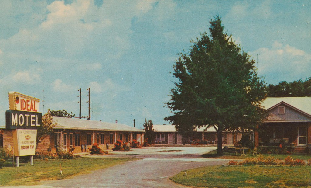 Ideal Motel - Greenwood, South Carolina
