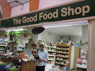 The Good Food Shop | by veganbackpacker