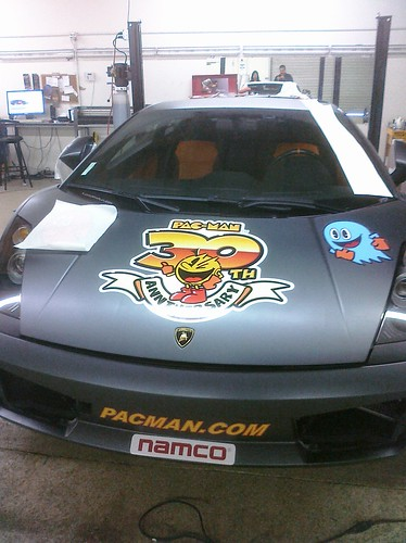 goldRush Rally 2010: PAC-MAN 30th Anniversary | by NamcoBandaiGames