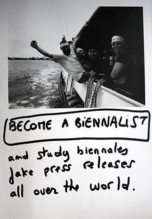 Biennalist Recruiting Poster | by Thierry Geoffroy / Colonel