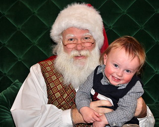 Aidan and Santa 1 | by matthew_culbertson