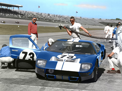 Winning Shelby GT40 - Daytona 65 | by Nigel Smuckatelli