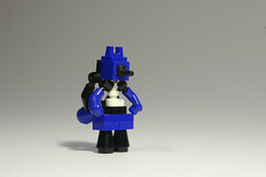 Lucario: A LEGO® creation by Bob Pickles : MOCpages.com