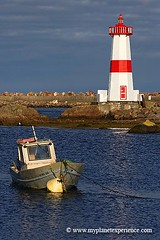 Saint Pierre and Miquelon : Pointe aux Canons Lighthouse | by My Planet Experience
