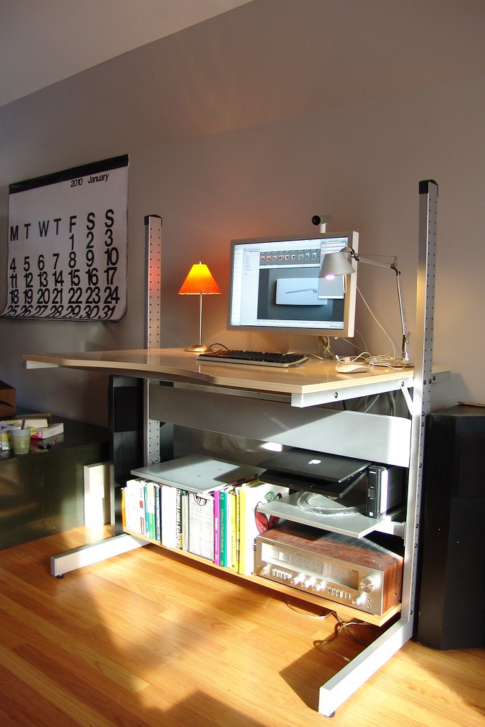 Ikea Jerker Desk | By Brandonsouba Ikea Jerker Desk | By Brandonsouba