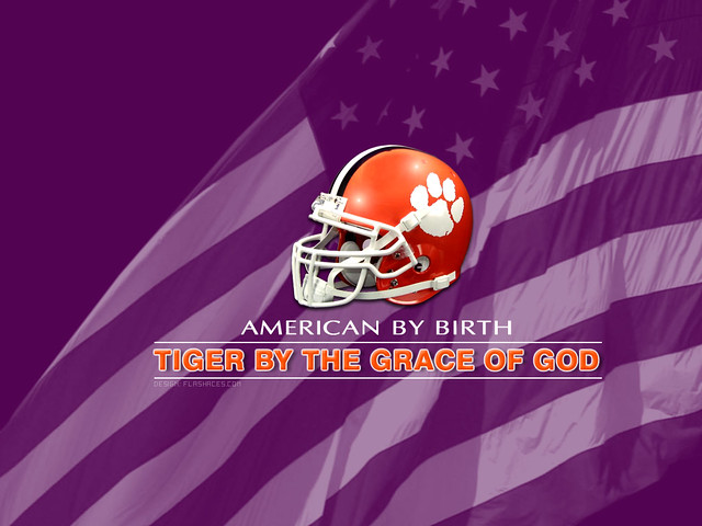 clemson tigers wallpaper clemson tigers wallpaper flickr