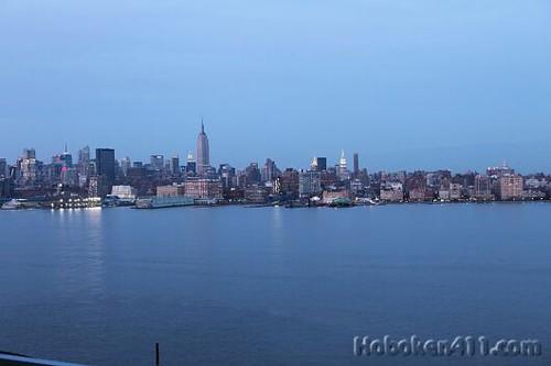View from w hoboken hotel room 7 hoboken411 flickr for W hoboken in room dining