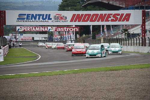 Circuit Sentul : Sentul international circuit indonesian series of