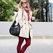 Burberry-Trench-Coat-wine-tights-lbd-Ferragamo-bag-brogues-5