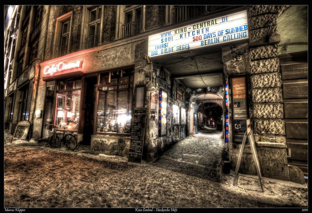 Kino Berlin Helle Mitte