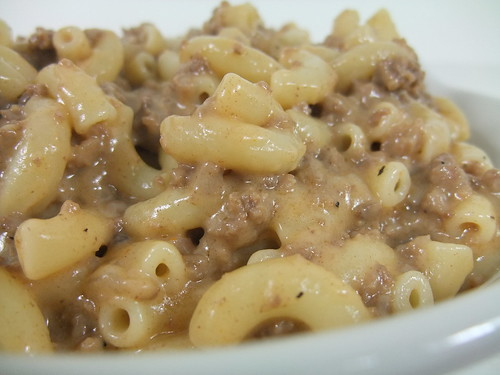 Cheeseburger Macaroni | by swampkitty