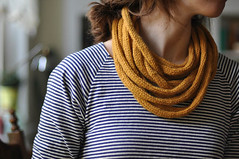spaghetti scarf | by imaginary animal
