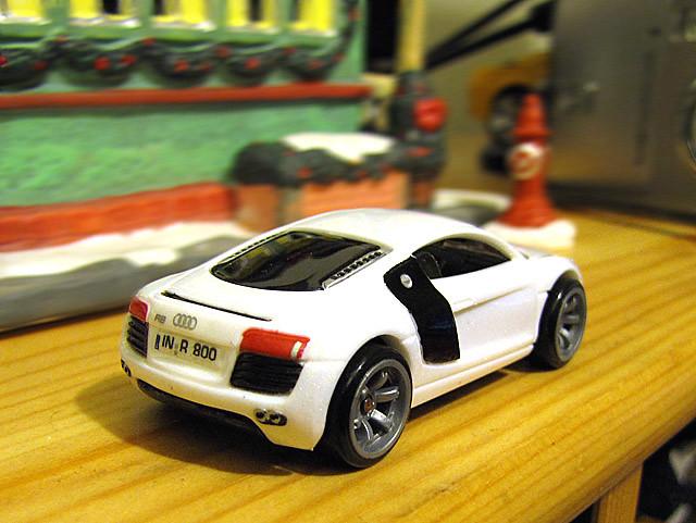 Audi R8 Hot Wheels Speed Machines 2010 Wheeltoyz Flickr