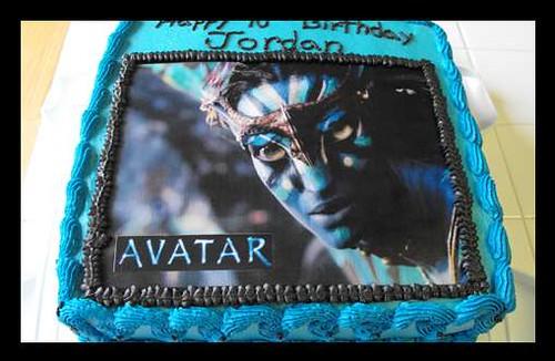 Avatar Cake Pan