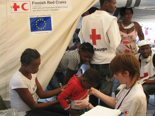 Haiti earthquake: Red Cross Red Crescent response | by IFRC