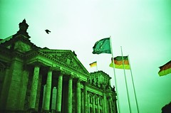 The Reichstag, Berlin by KimpyWoo
