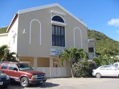 Image result for cole bay seventh-day adventist church st maarten